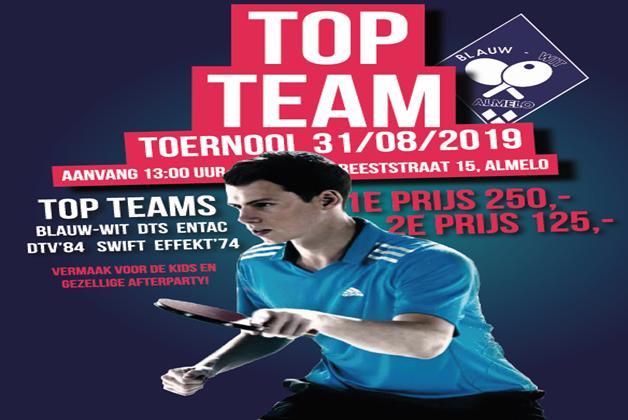 TopTeam Toernooi 2019